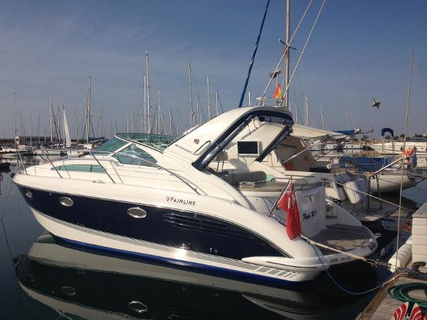 Fairline Targa 30 Fairline Targa 30 - Port View