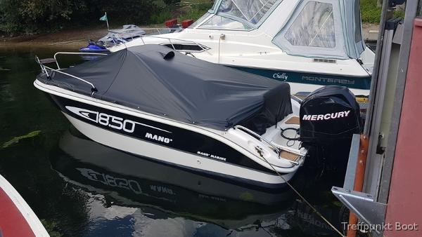 Quicksilver Motorboote