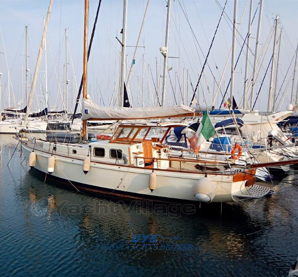 Custom Cantiere Navale Canaletti 11.80 Motorsailer 001