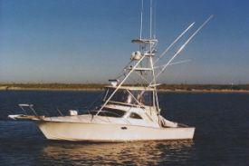 Delta Boats Delta 36 SFX Photo 1