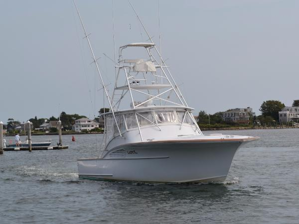 Custom Carolina By Lohr 43 Express Starboard