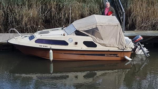 Shetland 570 (sold)