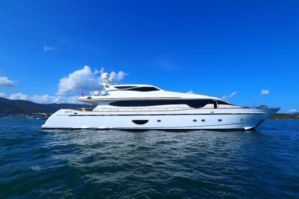 Versilcraft Euroyacht Planet Hard Top 120