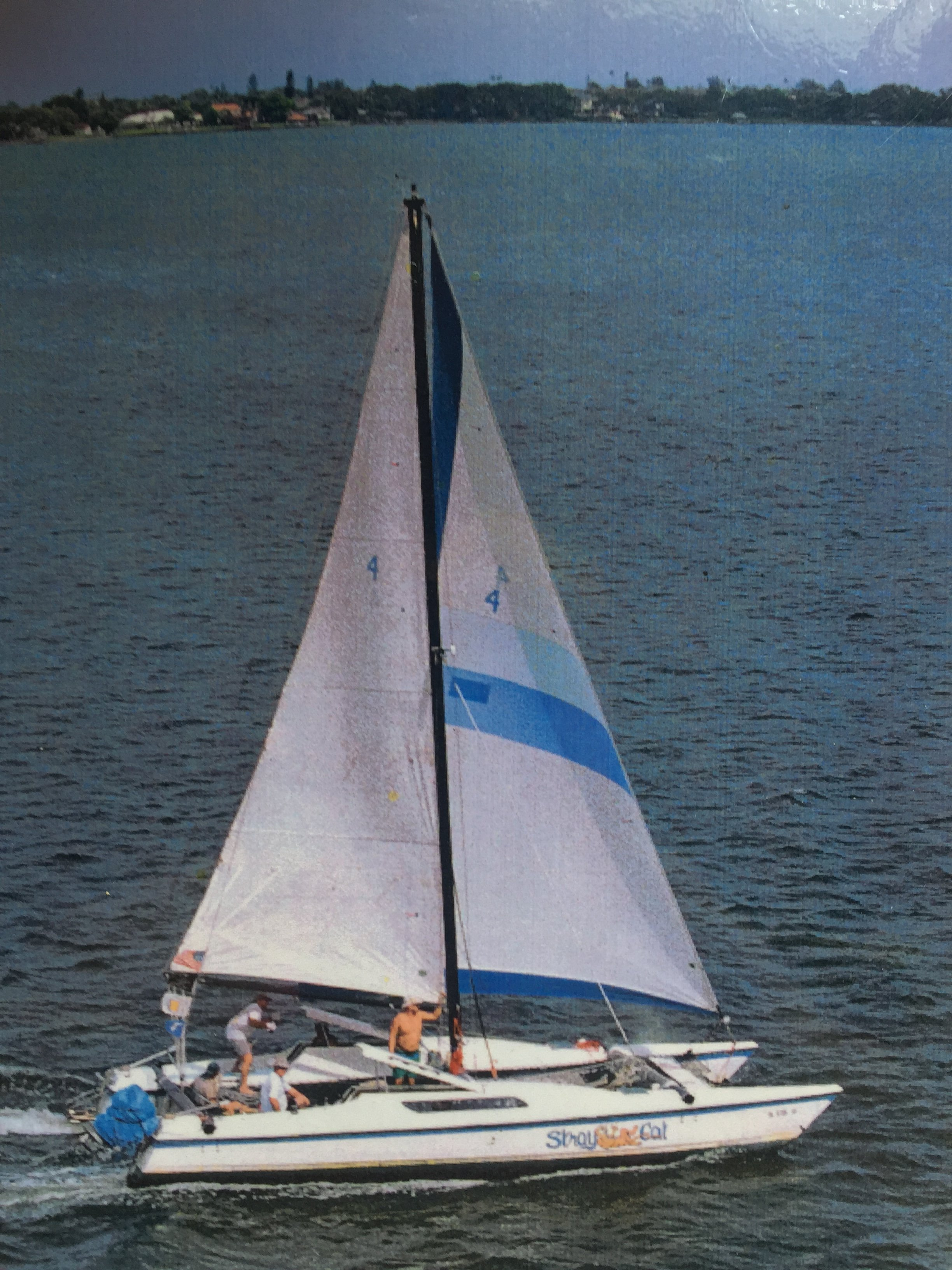 Macgregor 36 Catamaran