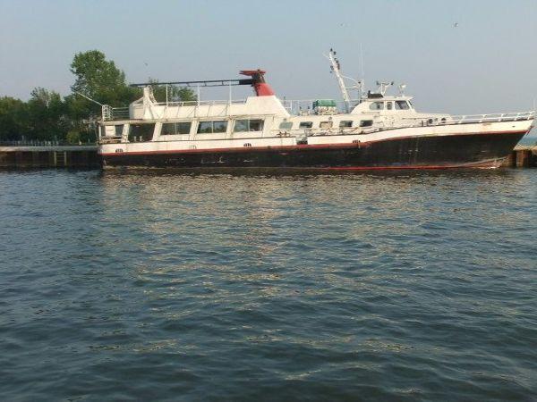 Aluminum Breaux Bros Ex Crew Boat /Ex Passenger Boat/Pleasure Vessel
