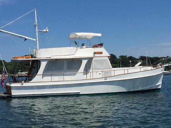 Grand Banks 46 Heritage Europa Profile