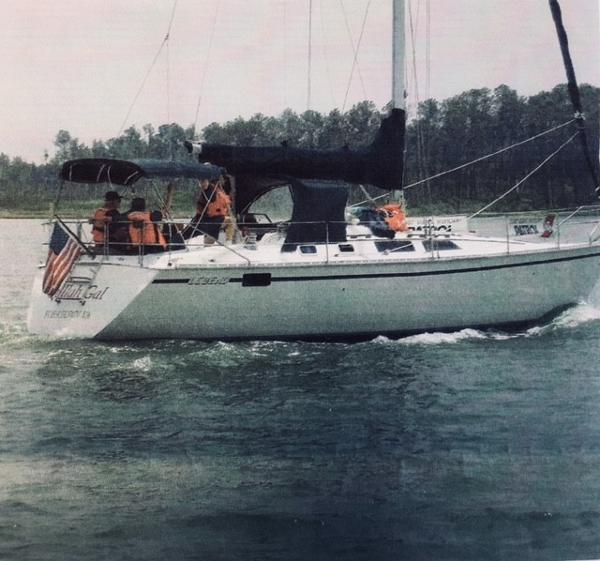 Hunter Legend 40