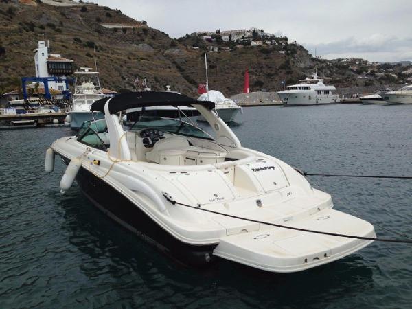 Sea Ray 290 Select EX Manshecango