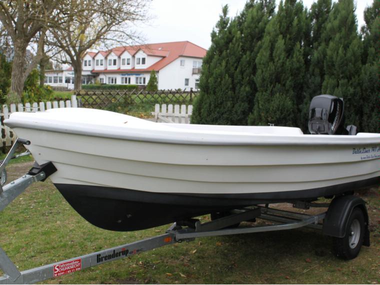 BalticLiner BalticLiner 1411 Angler 15 PS