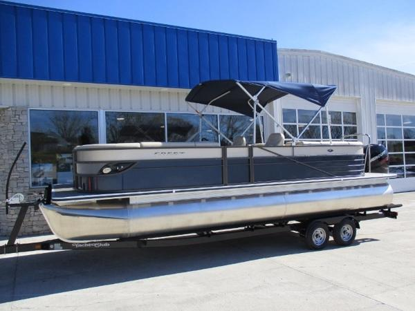 Crest Pontoon Boats II 250 Select SLC