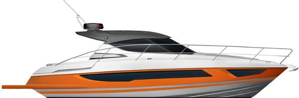 Focus Motor Yachts Power 36 Focus Power 36