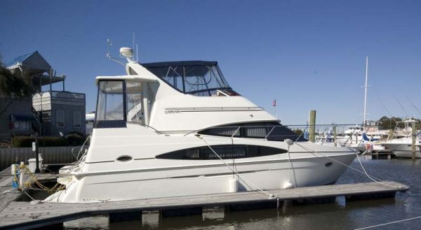 Carver 366 Motor Yacht Photo 1