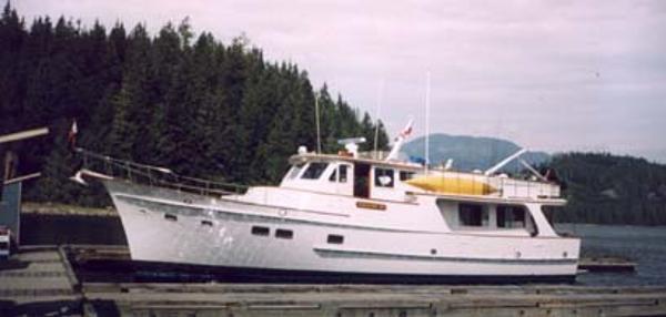 Alaskan Trawler Profile