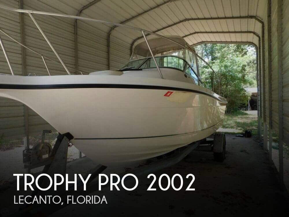 Trophy 2002 Walkaround 2002 Trophy Pro 2002 for sale in Lecanto, FL