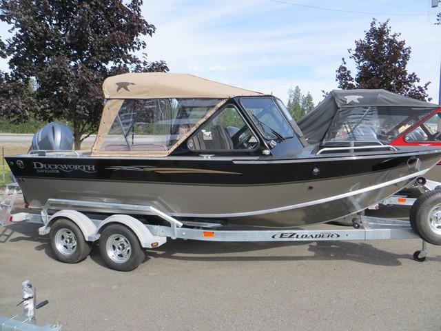 Duckworth 200 Pacific Navigator