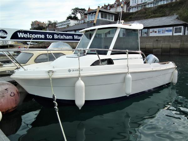 Jeanneau Merry Fisher 530 HB