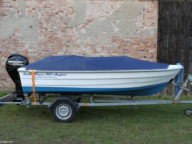 BalticLiner BalticLiner 1411 Angler 25 PS