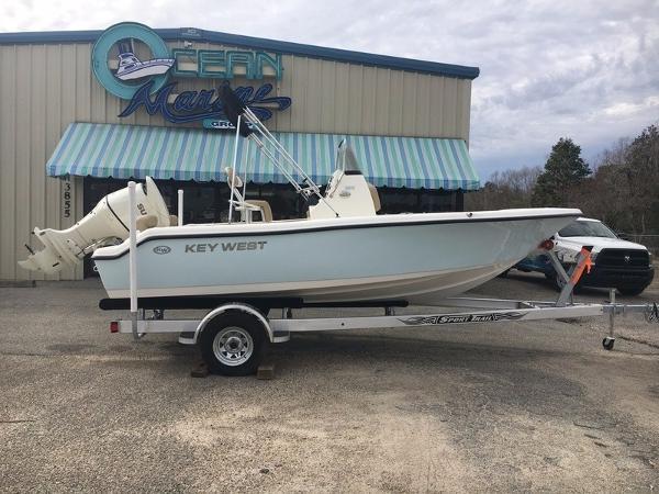 Key West Boats 189FS