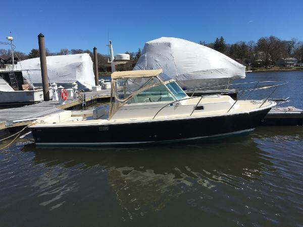 "Hunt Yachts Surfhunter 25 ""Dudley"""