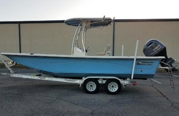 Carolina Skiff 23 LS