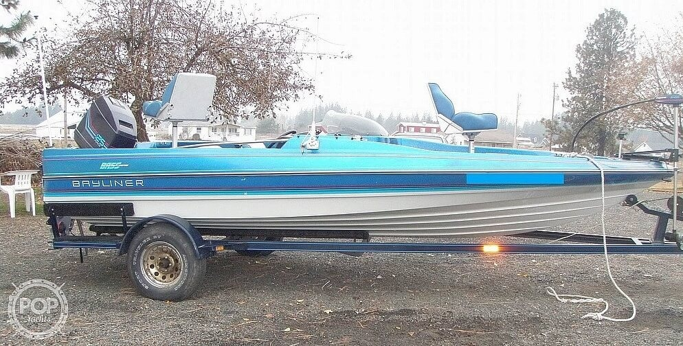 Bayliner Bass Trophy 1810 Fish & Ski 1988 Bayliner Bass Trophy 1810 for sale in Spokane, WA