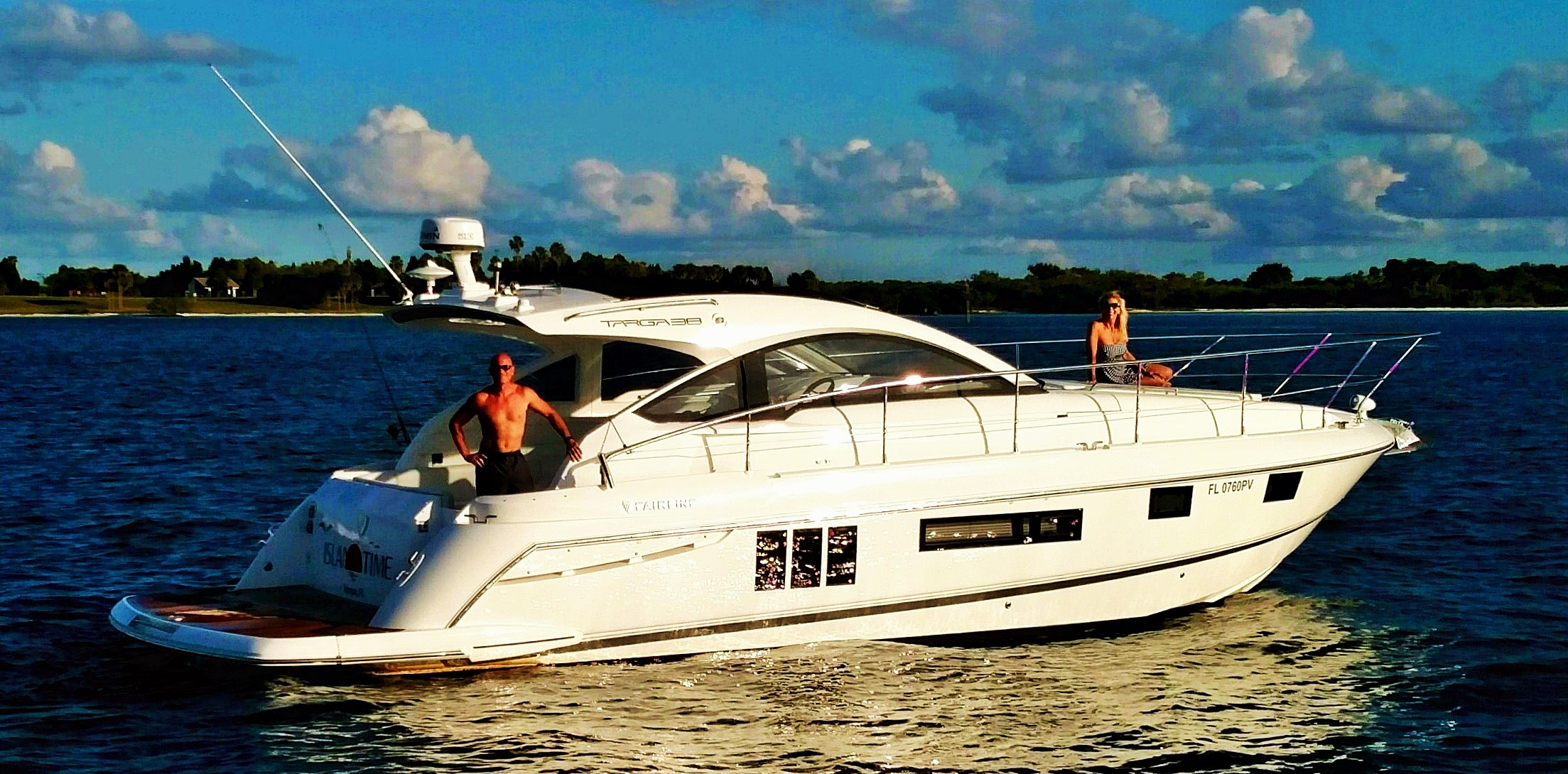 Fairline Targa Gran Turismo