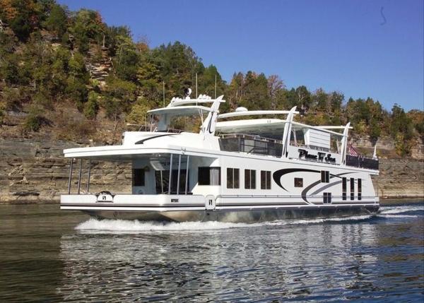 Sharpe 20X105 Houseboat