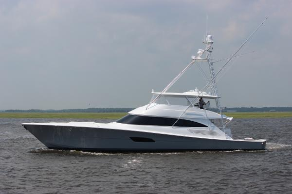 Viking 92 Convertible