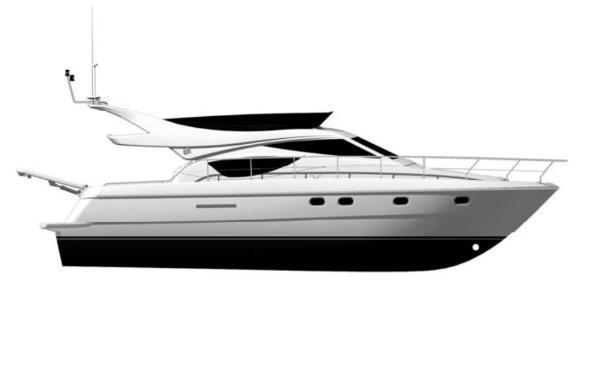 Ferretti Yachts 460 Ferretti 460 01