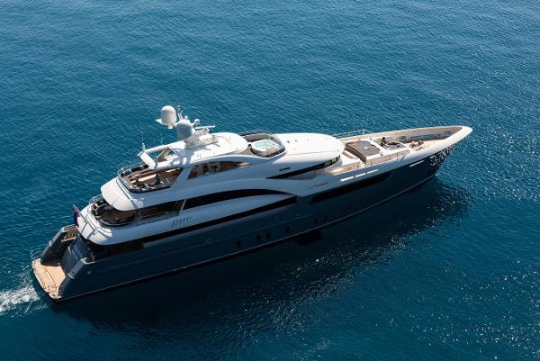 Sarp Yacht LA PASSION