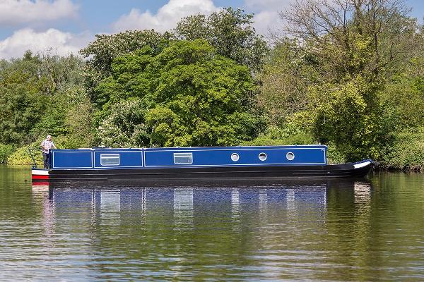 Tingdene 58' Narrow boat TylerBroom 58' Narrowboat