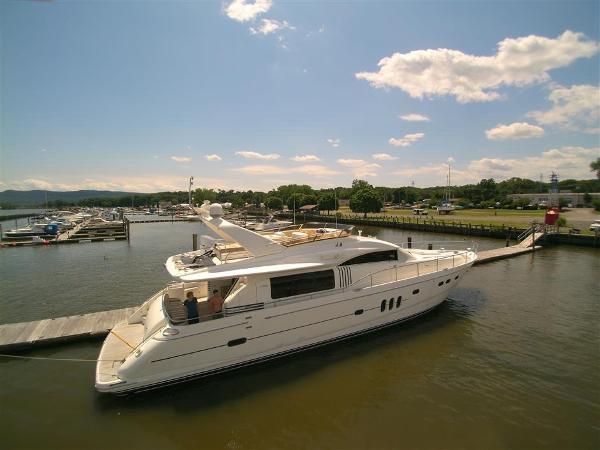 Viking Sport Cruisers Princess 75