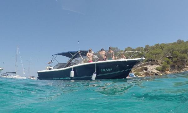 White Shark 285 White Shark 485 Meditarranean Cruising