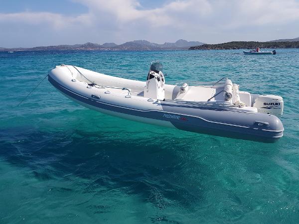 Italboat Predator 599
