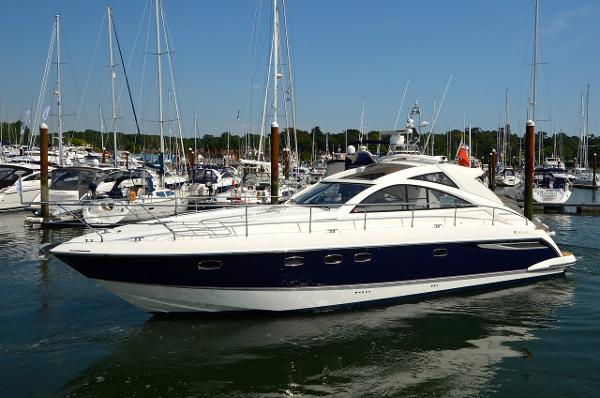 Fairline Targa 47 GT Fairline Targa 47 Gran Turismo - Overall 1