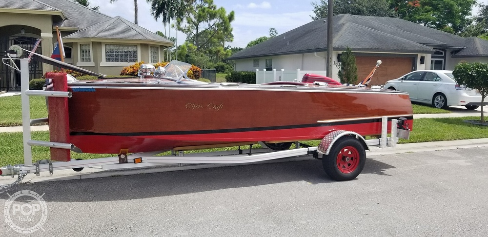 Chris-Craft Custom Deluxe 17 1948 Chris-Craft Custom Deluxe 17 for sale in Royal Palm Beach, FL