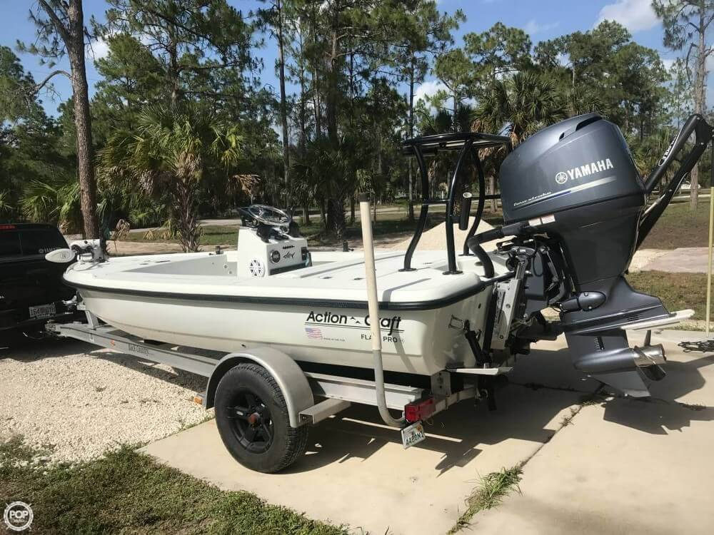 Action Craft 16 Flats Pro 2014 Action Craft 16 Flats Pro for sale in Naples, FL