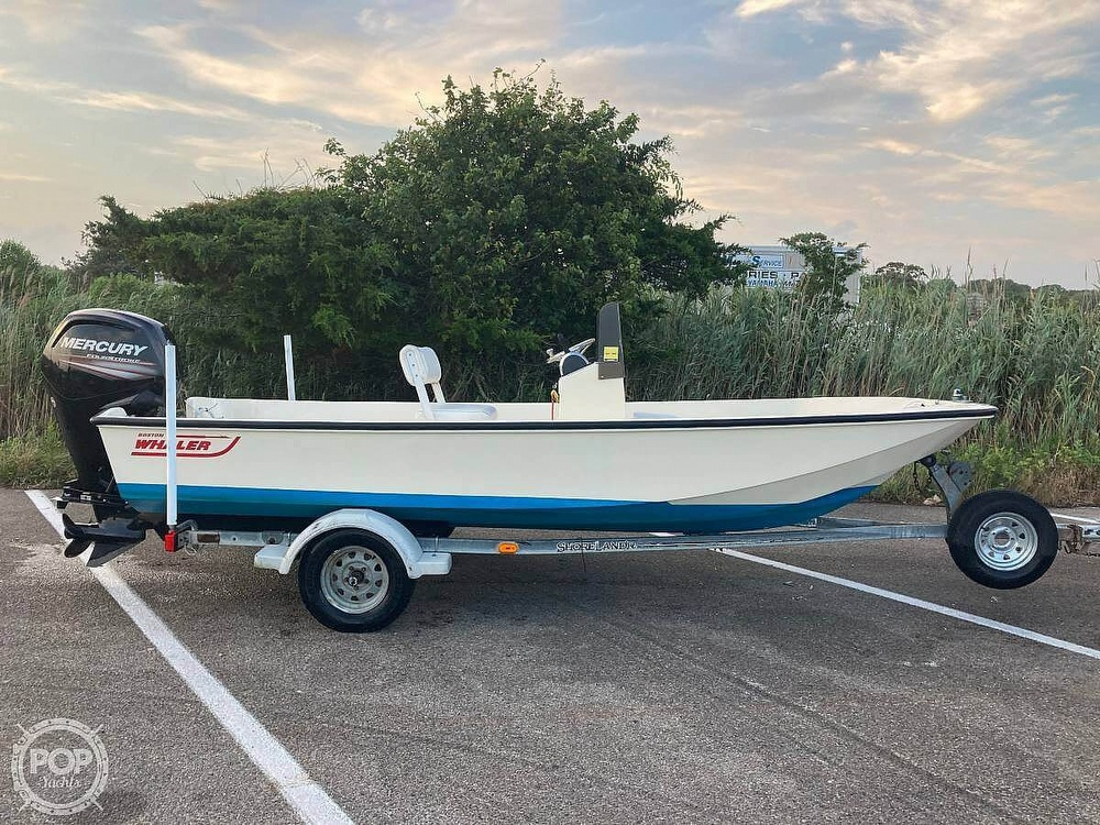 Boston Whaler 17 Montauk 1984 Boston Whaler 17 Montauk for sale in Patchogue, NY