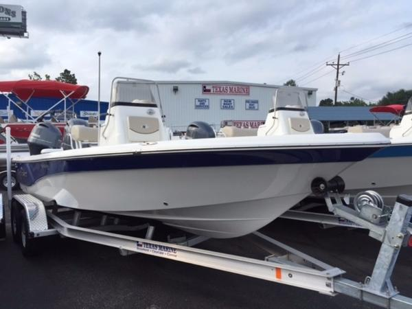 Nautic Star 215 SHALLOW BAY STD