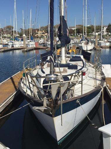 Valiant 40 CT Sailboat