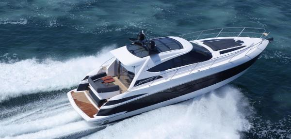 Focus Motor Yachts Power 50 Manufacturer Provided Image: Focus Power 50