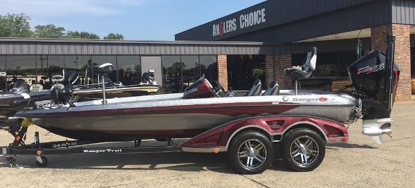 Ranger Boats Z520C Cup