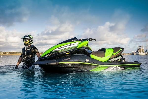 Kawasaki Ultra 310R