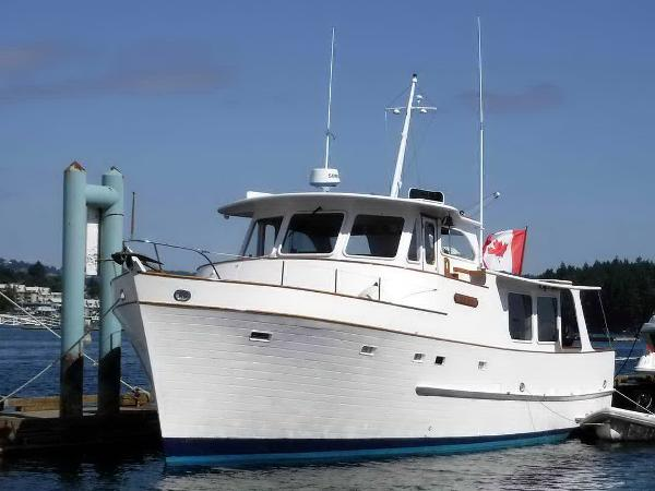 Grand Banks - Alaskan 46 Trawler Yacht