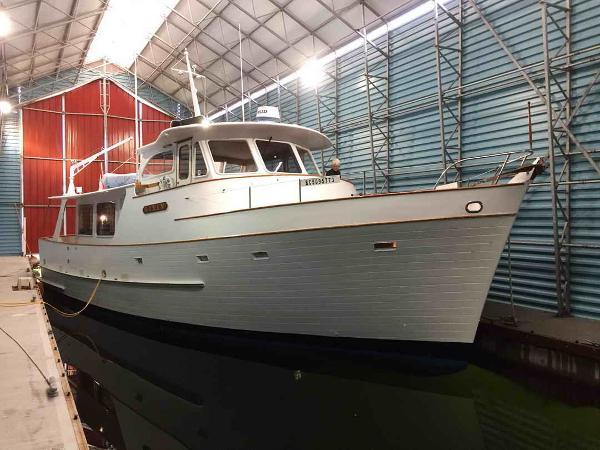 Grand Banks - Alaskan 46 Trawler Yacht