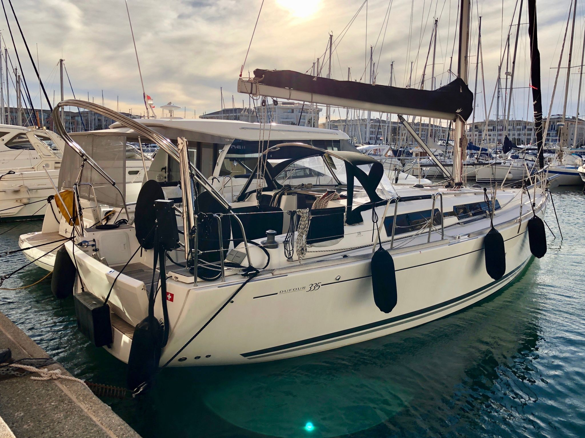 Dufour 335 Grand Large