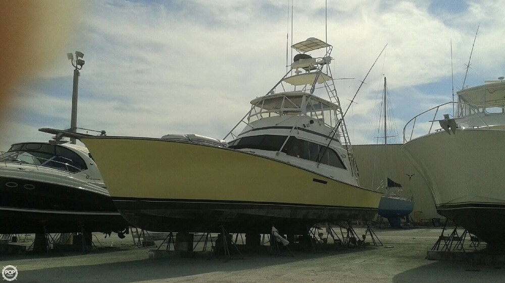 Ocean Yachts Super Sport 55 1984 Ocean 55 for sale in Fort Pierce, FL