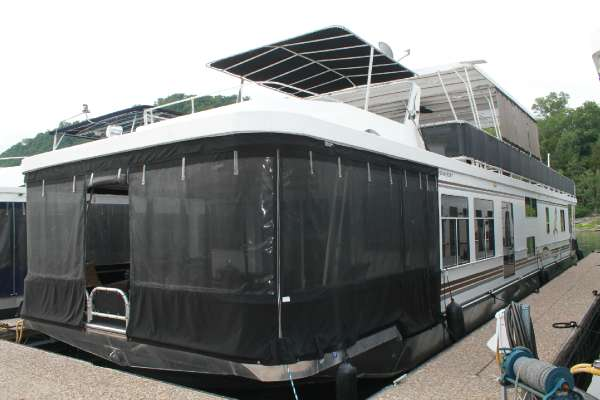 Sumerset Houseboats 18 x 80 widebody