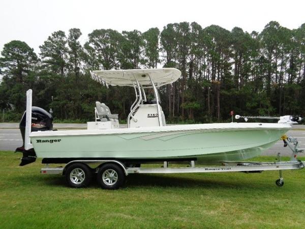Ranger 2360 Bay