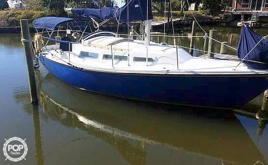 Catalina 27 1970 Catalina 27 Sloop for sale in Gulf Breeze, FL